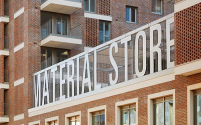 Material Store shortlisted