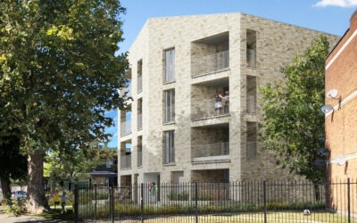 Start on Newham infill sites